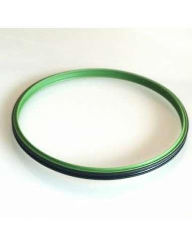 Antena parabolica 60 cm con LNB y clavijas