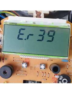 Reparar error 39 thermomix...